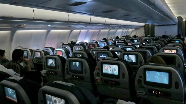 AV244 | BOG-JFK | Economy Class