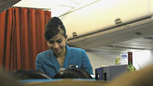 Garuda Indonesia Flight Reports