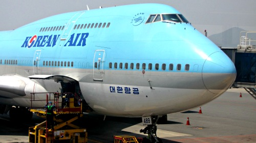 Korean Air Flight Reports