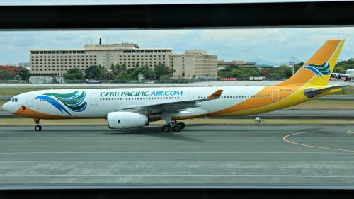 Cebu Pacific Flight Reports