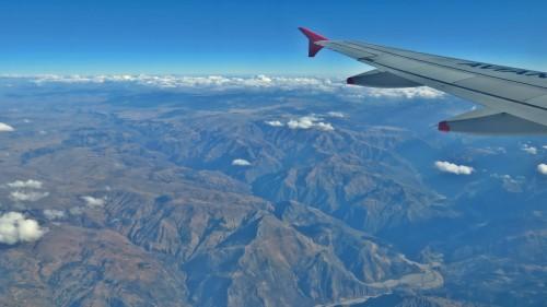 TACA Perú Flight Reports