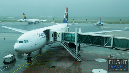 South African Airways Flight Review: SA346 Cape Town to Johannesburg