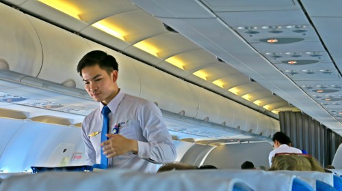 Lao Airlines Flight Reports