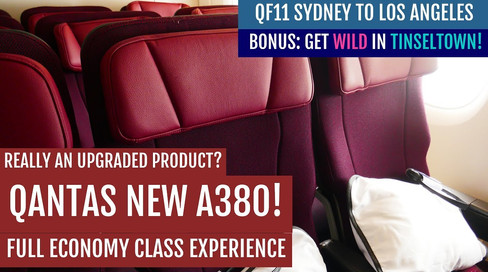 QF11   SYD-LAX   Economy Class