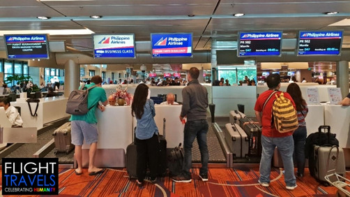 Philippine Airlines Singapore to Manila Flight Review