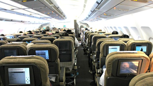 Swiss Int'l Air Lines Flight Reports