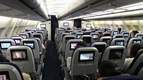 Lufthansa Flight Reports