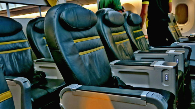 TR106 | SIN-CAN | Business Class