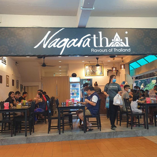 Affordable Thai food in Ang Mo Kio: Nagara Thai Restaurant
