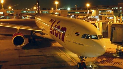 Thai Lion Air Flight Reports