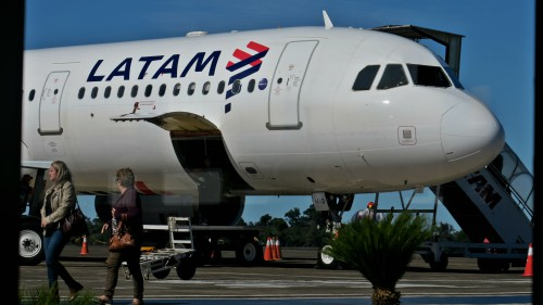 LATAM Brasil Flight Reports