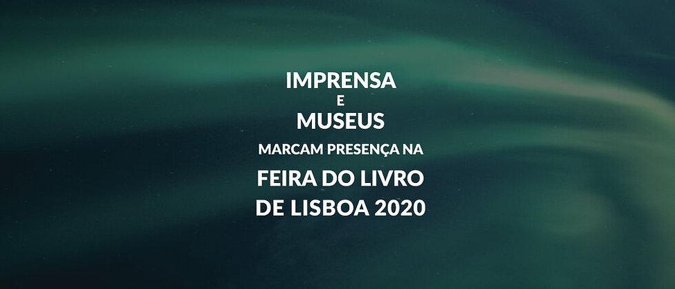 Feira do Livro 2020 contará com a presença da UL, MUHNAC e IICT.