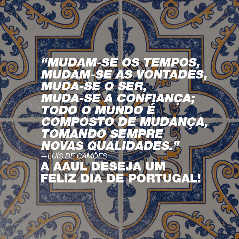 Dia de Camões, de Portugal e das Comunidades Portuguesas