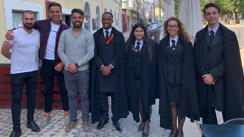 Reunião com a Associação Académica de Lisboa