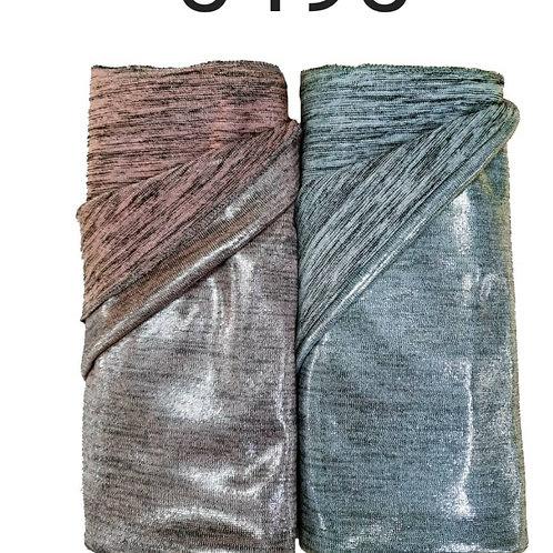 2 Toned Shiny scarves