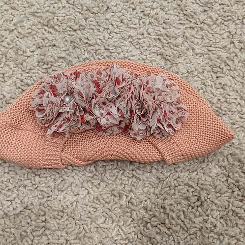 Light Pink French Beret