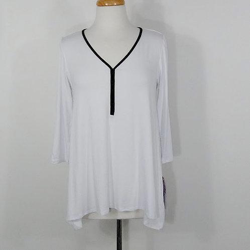 SUNNY LEIGH 3/4 Sleeve Tunic - Size M