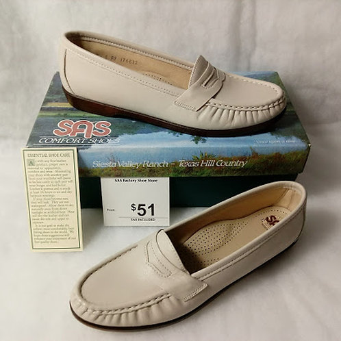 SAS Tripad Comfort Moccasin Loafers - Size 8S