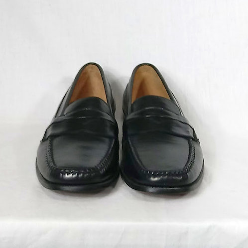 G. H. BASS & CO Leather Penny Loafers - Size 8.5M