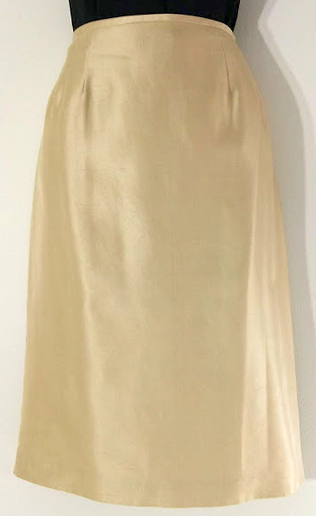 COLLECTION FIFTY NINE Silk Skirt - Size 6