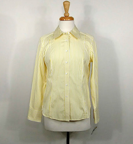 TALBOTS PETITES Button Down Shirt - Size 10