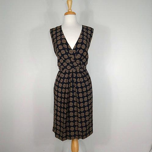 TALBOTS Petite Sleeveless Dress - Size 16