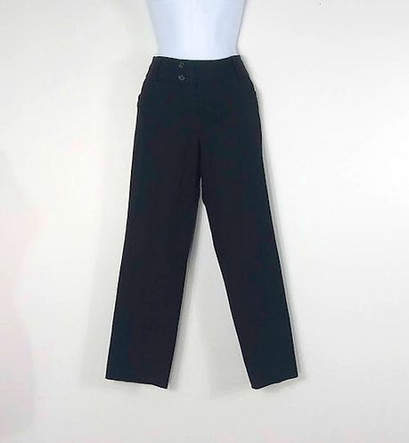 BCBG Max Azria Slim Fit Trousers - Size 8