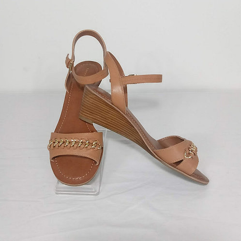 TOMMY HILFIGER Mojito Wedge Sandals - Size 8.5M