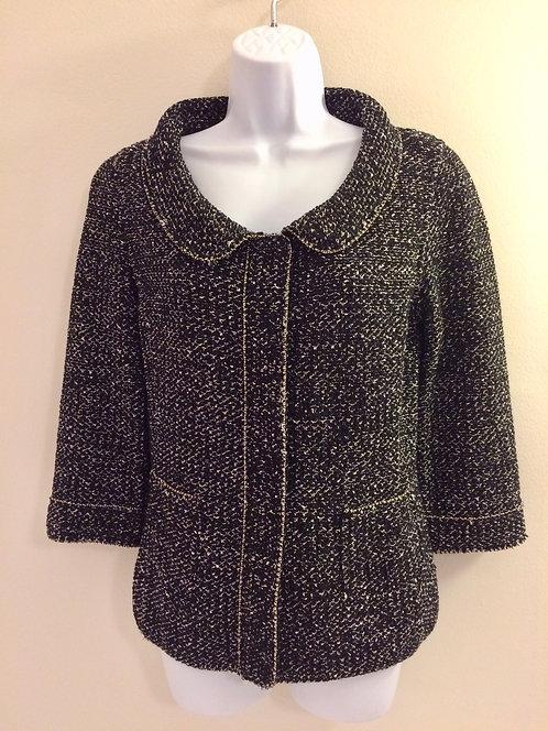 BRUNO MANETTI Knit Jacket - Size 8