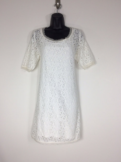 ISDA & CO Lace Dress with slip - Size 10