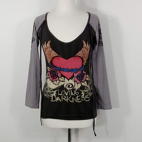 KIMIKAL Longsleeved T-Shirt - Size L