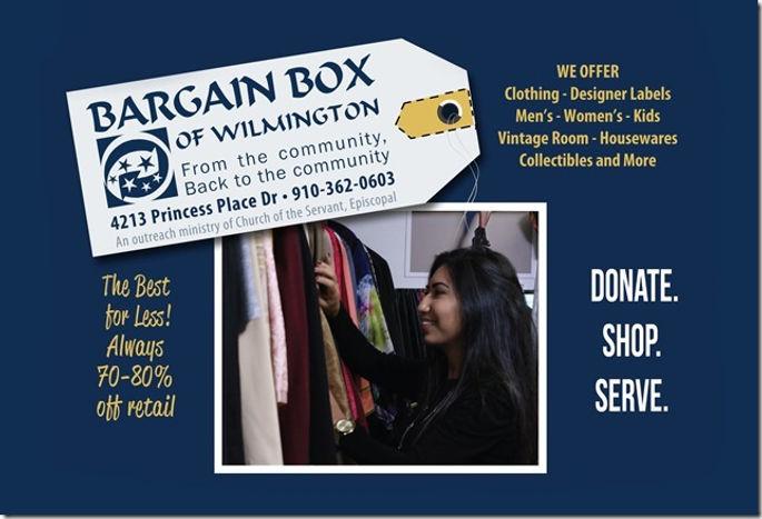 Bargain Box - PostCard - Front - 2018[2]
