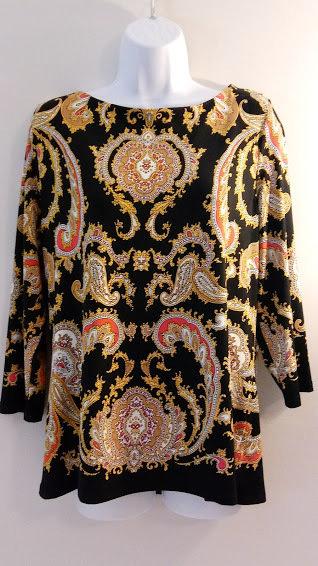 CHARTER CLUB Knit Top - Size XL