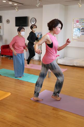 20210311_フローダンスレッスン_鎌倉ダンススクール1