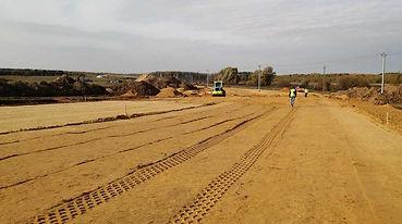 Лабораторные испытания песка