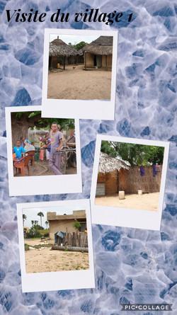 Visite du village 1