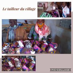 Le tailleur du village