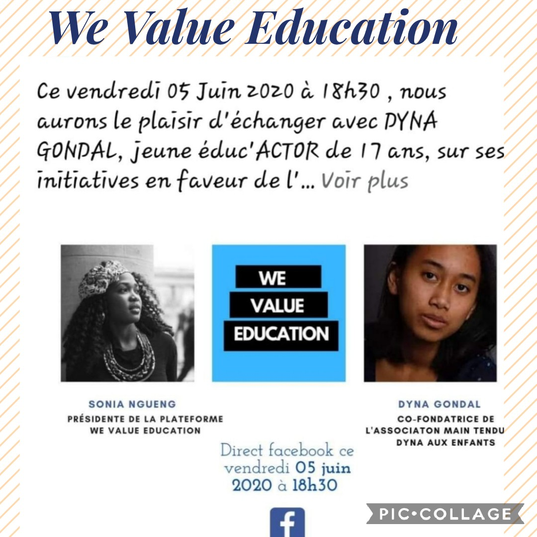 We Value Education