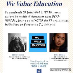 We Value Education