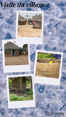 Visite du Village 2