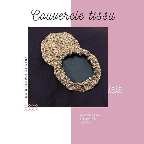 Couvercle de conservation tissu coton