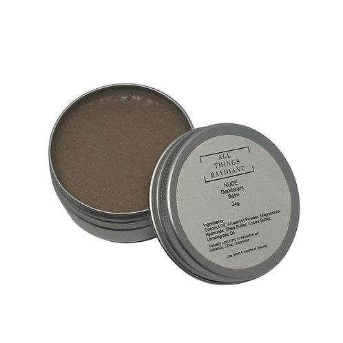 NUDE Deodorant Balm 30g