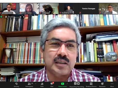 Álvaro Artiga: Oportunidades y Desafíos para el Desarrollo Territorial después del 28F