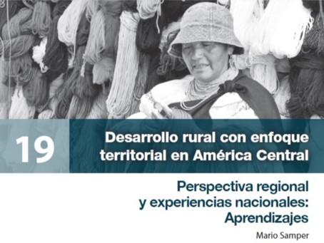 Aprendizajes Latinoamericanos en gestión social del desarrollo territorial y políticas públicas.