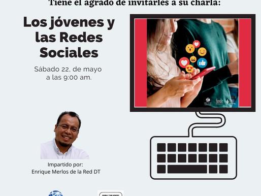 Presentación del Manual Jóvenes y Redes sociales en la Universidad Dr. José Matías Delgado