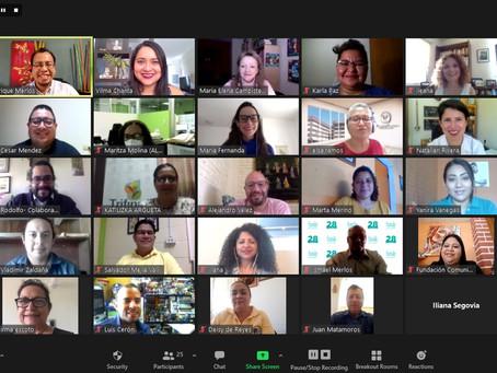La Red DT inicia el taller de Comunicación Estratégica con el Impacto Social Metropolitan Group