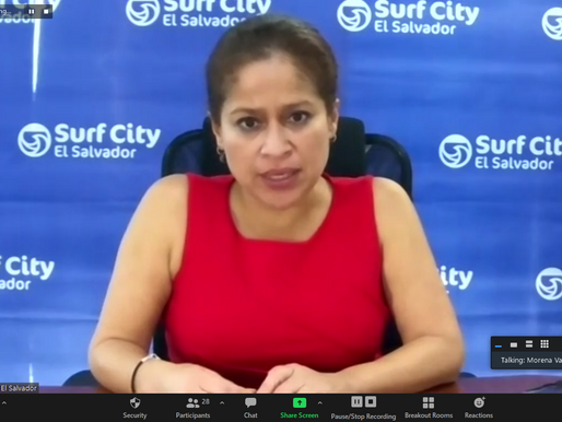 Apuestas del Ministerio de Turismo de El Salvador para contribuir con el Desarrollo Territorial