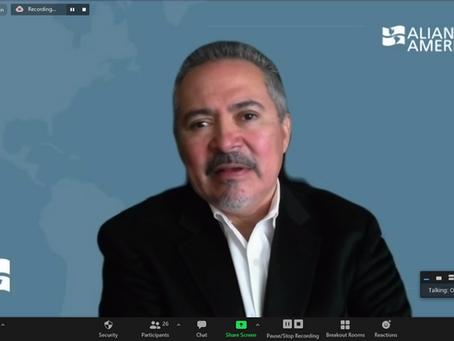 Oscar Chacón: Situación Migratoria hacia Estados Unidos desde el Triángulo Norte de Centroamérica