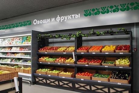 Отделка и ремонт магазинов в Санкт-Петербурге и Ленинградской области