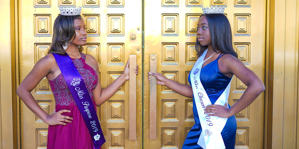 The Crown Scholarship Pageant 2020